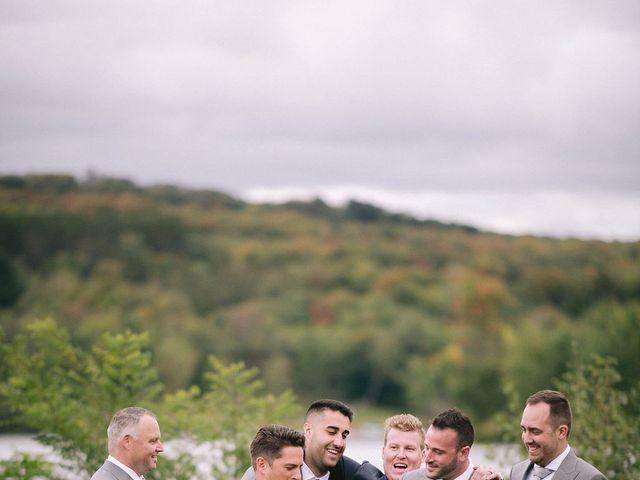 Alex and Nicole's wedding in Huntsville, Ontario 451