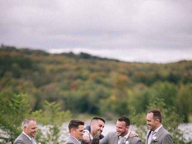 Alex and Nicole's wedding in Huntsville, Ontario 454