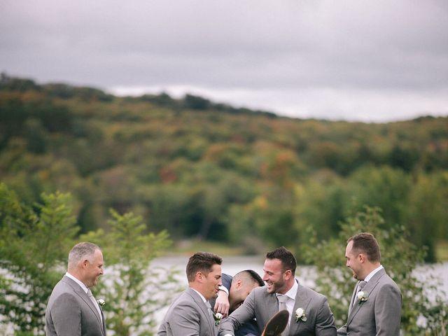 Alex and Nicole's wedding in Huntsville, Ontario 457