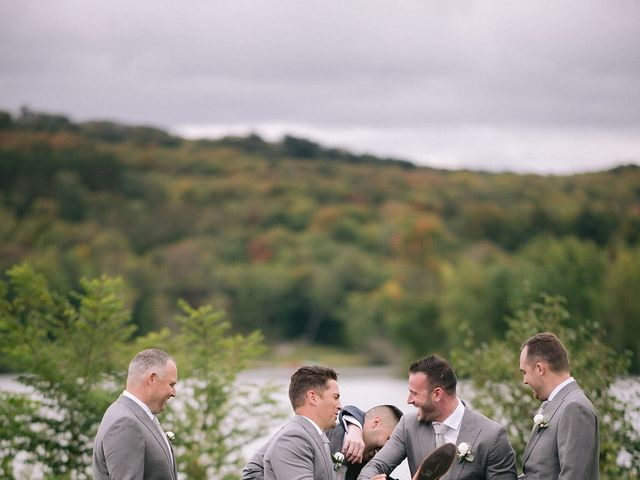Alex and Nicole's wedding in Huntsville, Ontario 459