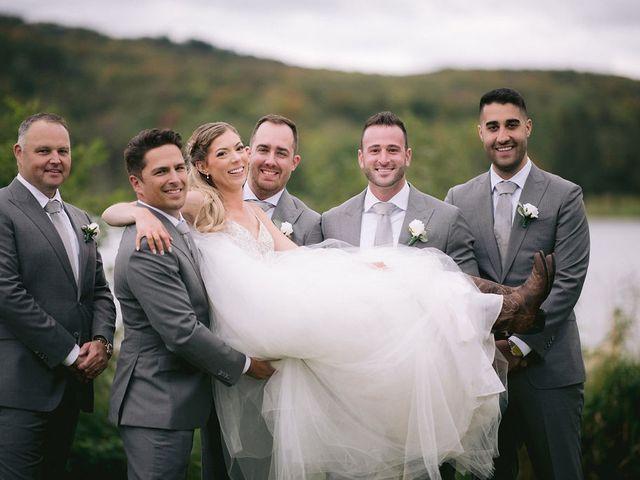 Alex and Nicole's wedding in Huntsville, Ontario 489