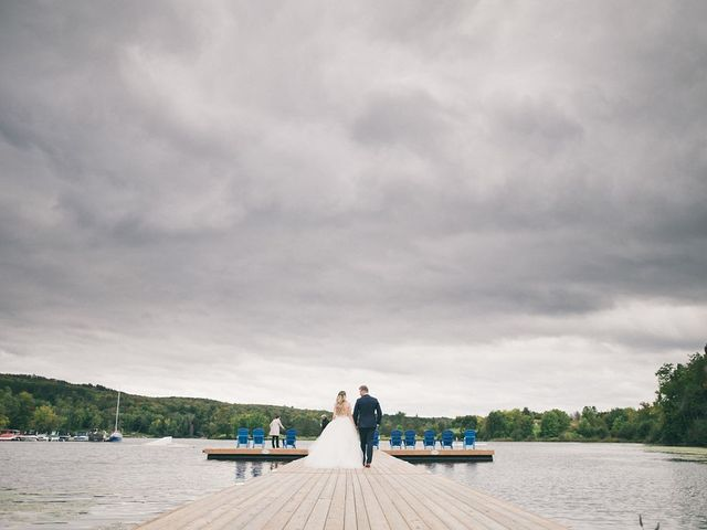 Alex and Nicole's wedding in Huntsville, Ontario 498