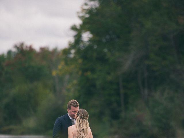 Alex and Nicole's wedding in Huntsville, Ontario 503