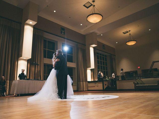 Alex and Nicole's wedding in Huntsville, Ontario 2