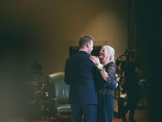 Alex and Nicole's wedding in Huntsville, Ontario 620