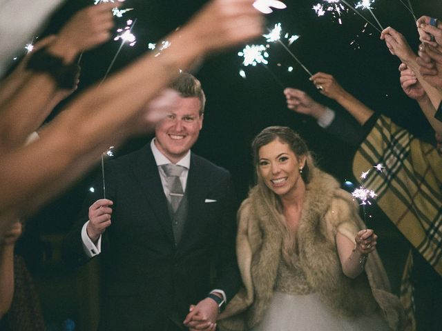 Alex and Nicole's wedding in Huntsville, Ontario 640