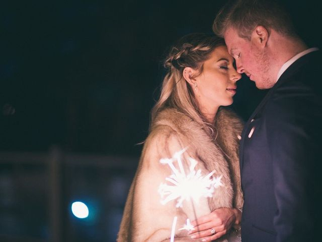 Alex and Nicole's wedding in Huntsville, Ontario 660