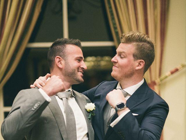 Alex and Nicole's wedding in Huntsville, Ontario 668