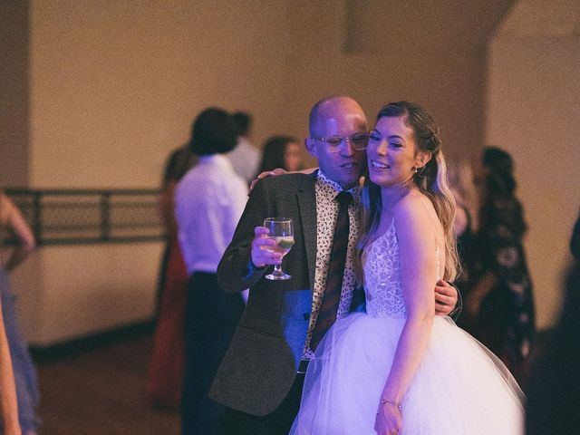 Alex and Nicole's wedding in Huntsville, Ontario 690