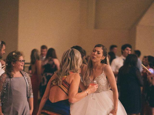 Alex and Nicole's wedding in Huntsville, Ontario 693