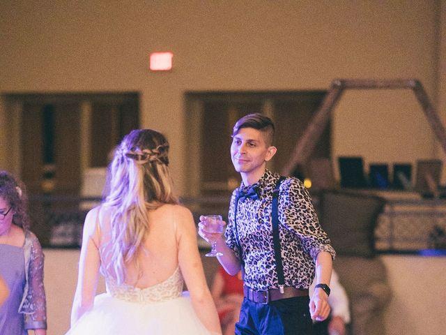 Alex and Nicole's wedding in Huntsville, Ontario 697