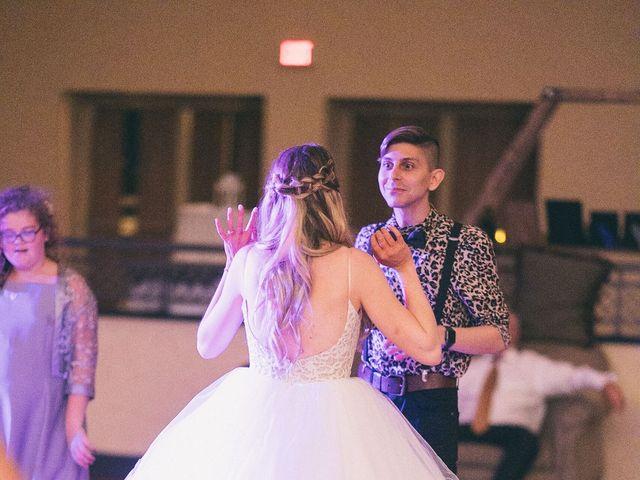 Alex and Nicole's wedding in Huntsville, Ontario 699