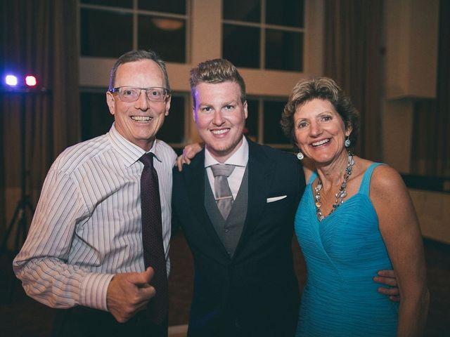 Alex and Nicole's wedding in Huntsville, Ontario 713