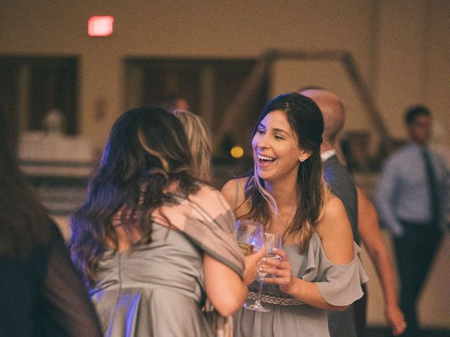 Alex and Nicole's wedding in Huntsville, Ontario 720