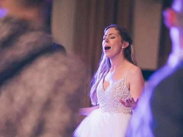 Alex and Nicole's wedding in Huntsville, Ontario 725