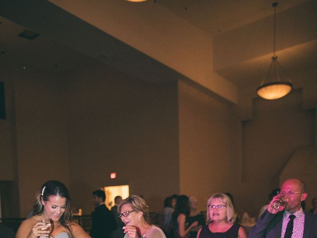 Alex and Nicole's wedding in Huntsville, Ontario 726