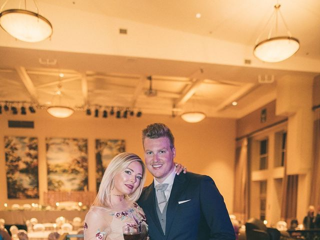 Alex and Nicole's wedding in Huntsville, Ontario 728