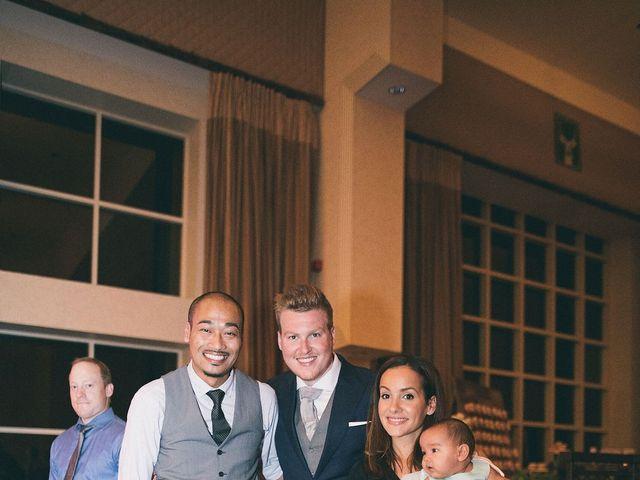 Alex and Nicole's wedding in Huntsville, Ontario 734