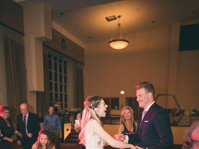 Alex and Nicole's wedding in Huntsville, Ontario 739