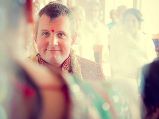 Christian and Kreeshna's wedding in Toronto, Ontario 31