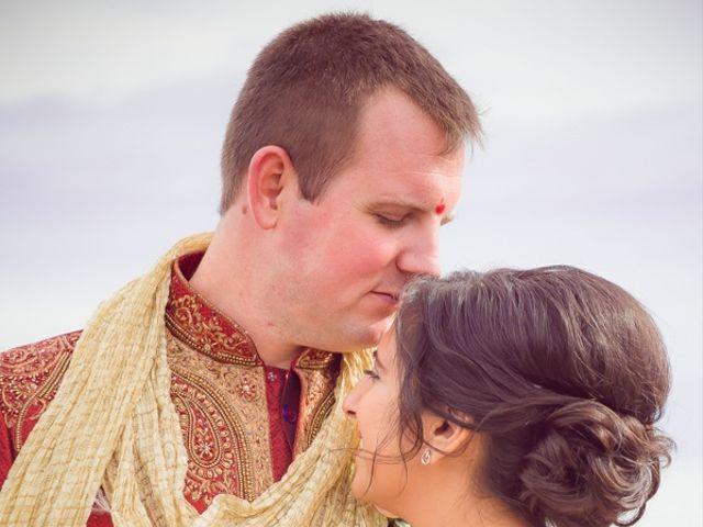 Christian and Kreeshna's wedding in Toronto, Ontario 40