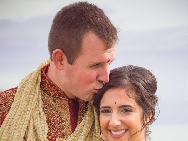 Christian and Kreeshna's wedding in Toronto, Ontario 41