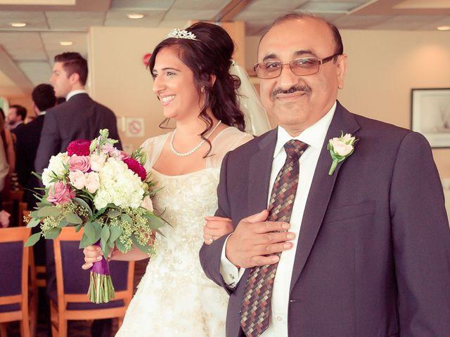 Christian and Kreeshna's wedding in Toronto, Ontario 52