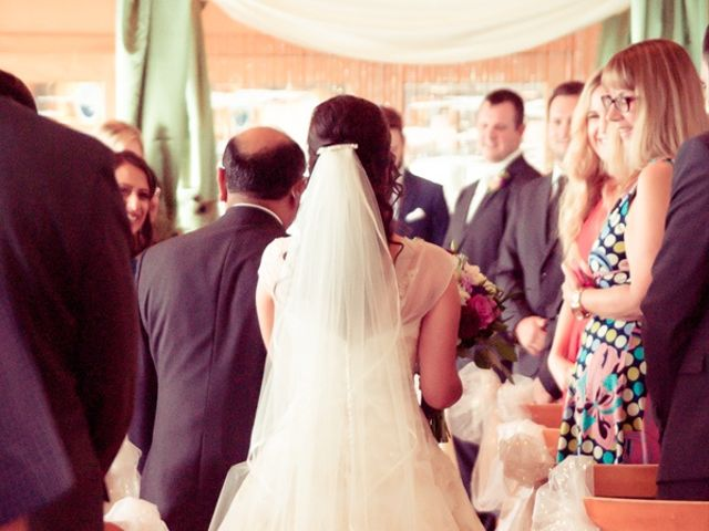 Christian and Kreeshna's wedding in Toronto, Ontario 54