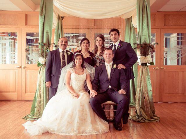 Christian and Kreeshna's wedding in Toronto, Ontario 57