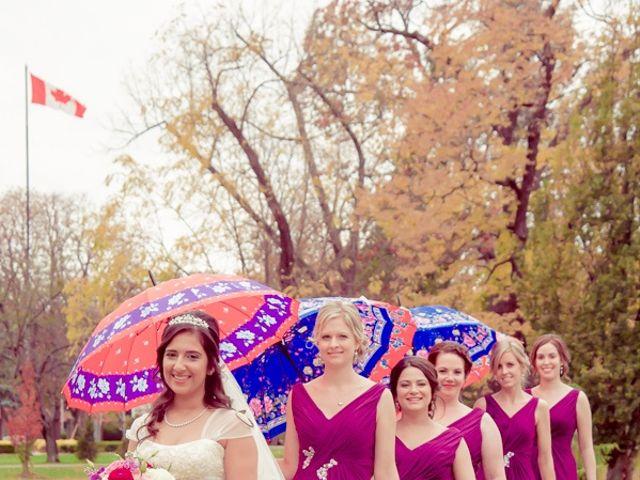 Christian and Kreeshna's wedding in Toronto, Ontario 63
