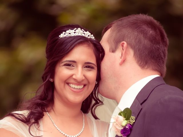 Christian and Kreeshna's wedding in Toronto, Ontario 65
