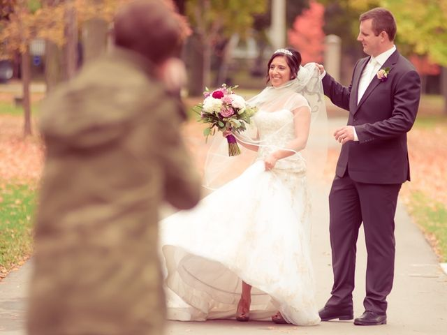 Christian and Kreeshna's wedding in Toronto, Ontario 66