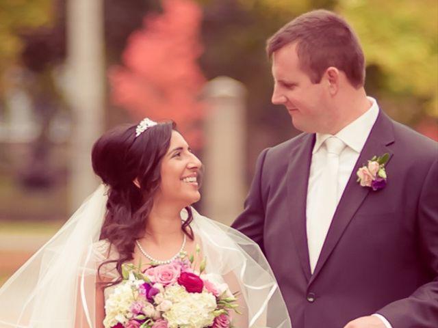 Christian and Kreeshna's wedding in Toronto, Ontario 67
