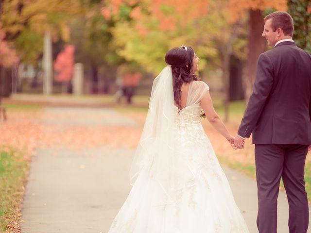 Christian and Kreeshna's wedding in Toronto, Ontario 68
