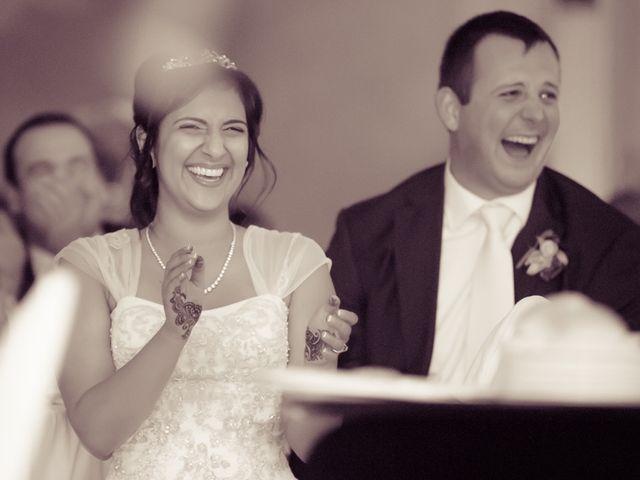 Christian and Kreeshna's wedding in Toronto, Ontario 91