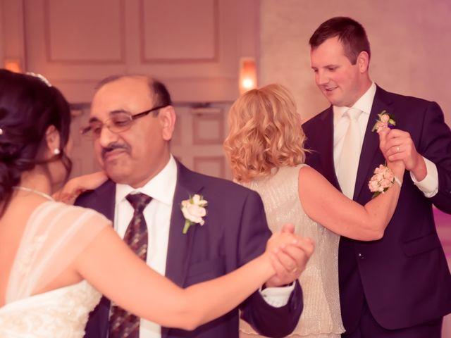 Christian and Kreeshna's wedding in Toronto, Ontario 92