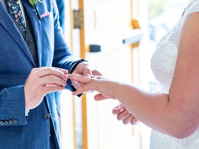 Zach and Bentleigh's wedding in Ottawa, Ontario 12