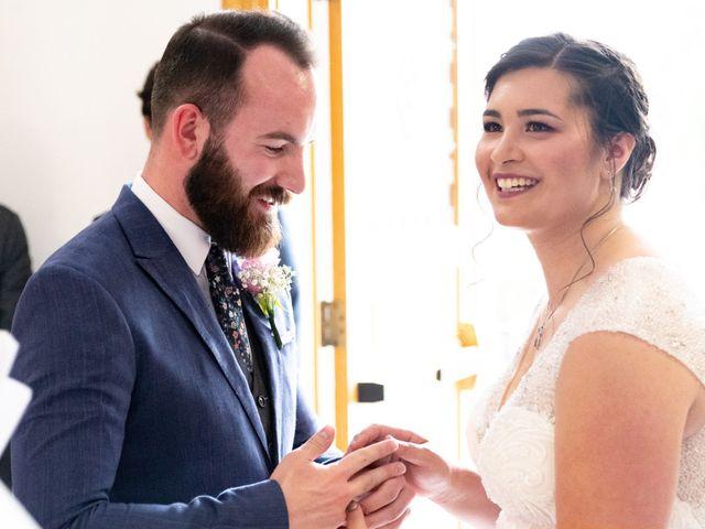 Zach and Bentleigh's wedding in Ottawa, Ontario 14