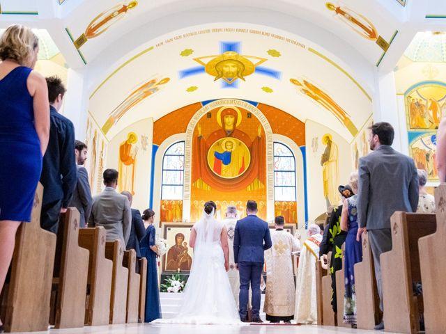 Zach and Bentleigh's wedding in Ottawa, Ontario 1