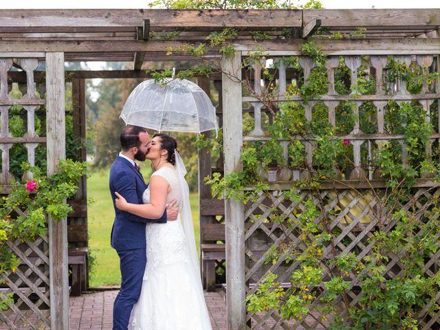 Zach and Bentleigh's wedding in Ottawa, Ontario 2