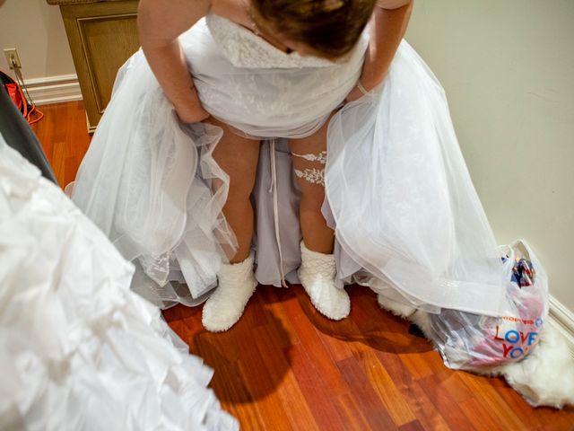 Heather and Tony's wedding in Vaughan, Ontario 5