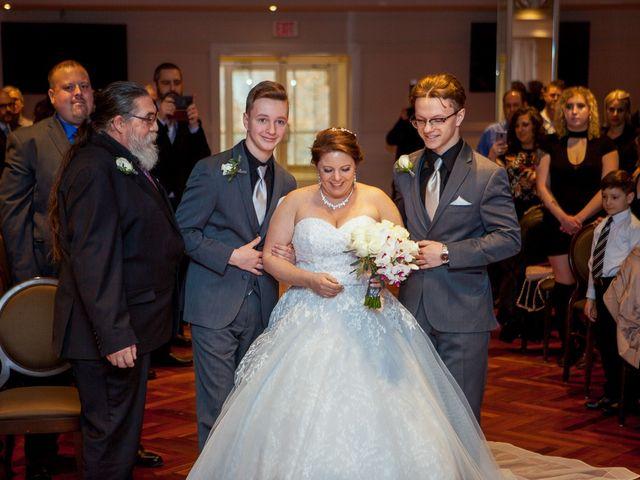 Heather and Tony's wedding in Vaughan, Ontario 10