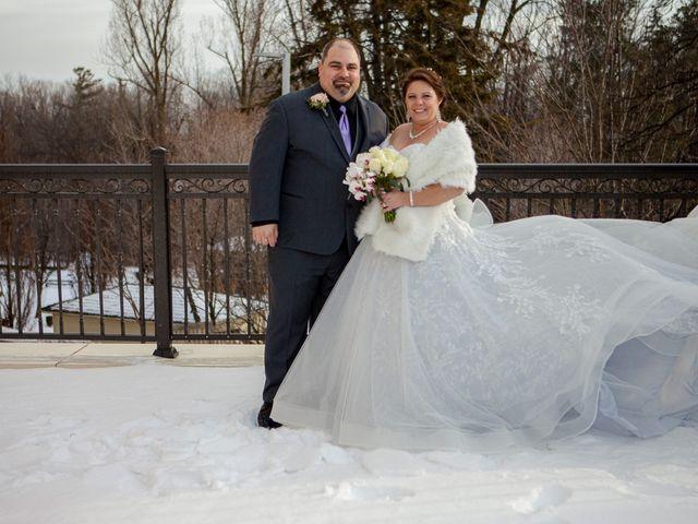 Heather and Tony's wedding in Vaughan, Ontario 2