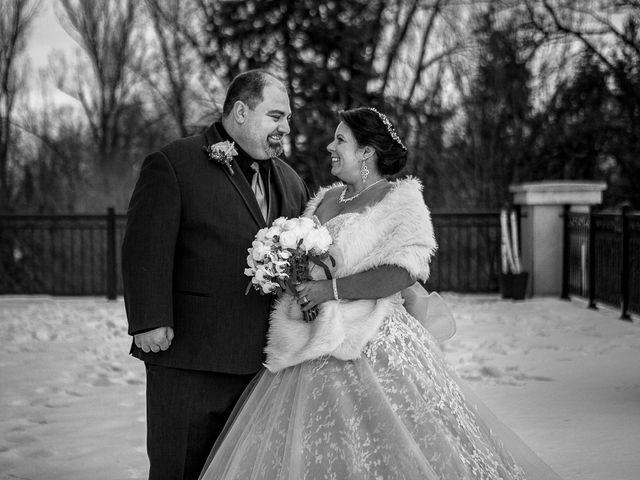Heather and Tony's wedding in Vaughan, Ontario 14
