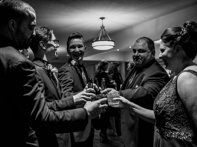 Heather and Tony's wedding in Vaughan, Ontario 19