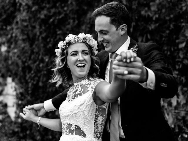 The wedding of Evan and Kenzie