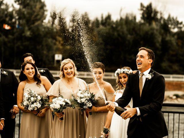 Kenzie and Evan's wedding in Edmonton, Alberta 29