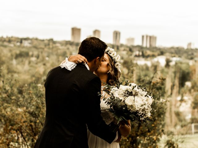 Kenzie and Evan's wedding in Edmonton, Alberta 44