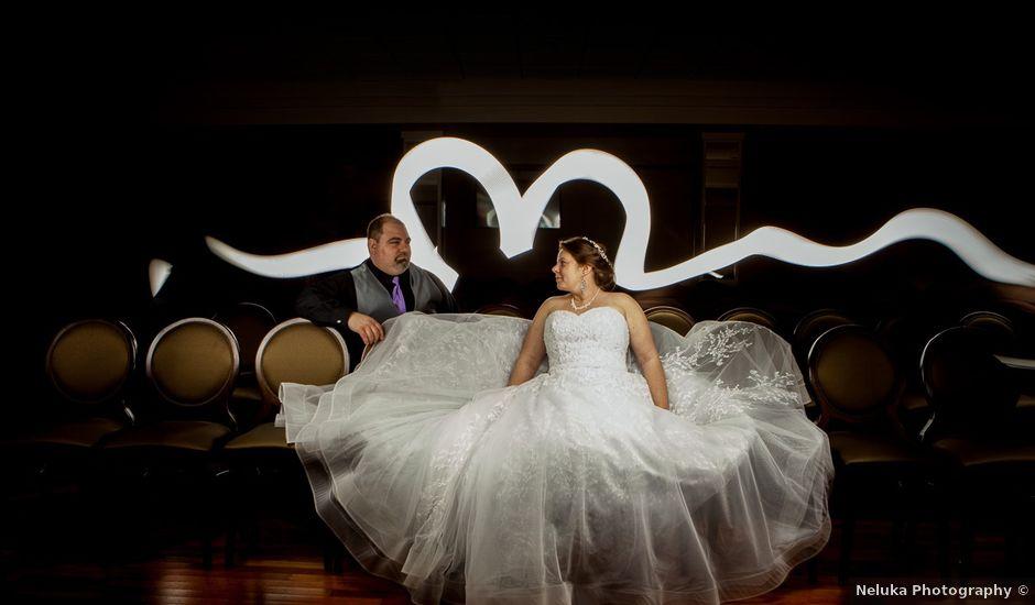 Heather and Tony's wedding in Vaughan, Ontario