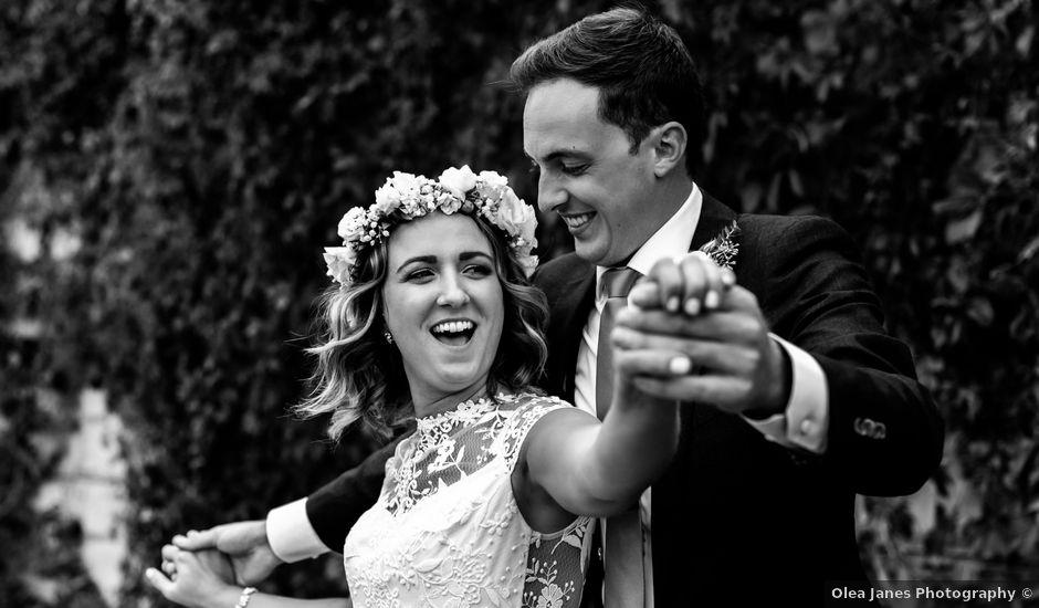 Kenzie and Evan's wedding in Edmonton, Alberta